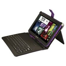 """Prestige Elite 10Q 10"""" Quad Core Tablet with Keyboard Case and HD Screen - As..."""