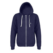 Big and Tall Hoodie Zipper LT – XXXLT  Navy Blue Fleece Sweatshirt
