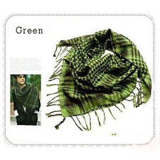 Faddish Arab Shemagh Keffiyeh Military Tactical Palestine Light Scarf Shawl JGUS