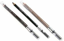 MUA Make Up Academy Eyebrow Pen Pencil Black Brush BLONDE BRUNETTE Undress brow