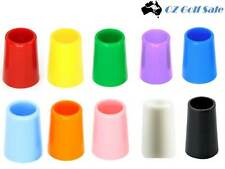 "NEW 1x 3PACK .335"" GOLF WOOD COLOR FERRULE FERRULES 1/2"" TALL FOR DRIVER"