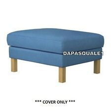 IKEA KARLSTAD - Slipcover Korndal Blue Assorted Model NEW (cover only)