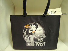 Betty Boop purse/handbag 9X12 medium new with tags fast free shipping