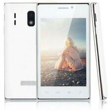 """4"""" Unlocked Multi-Touch Android 4.2.2 cell Smartphone Dual SIM 2G WiFi DX"""