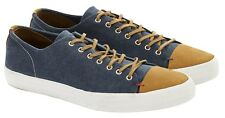 JOULES MEN KIRKWOOD SHOE DENIM WITH SUEDE TRIM - BNWT FOR 2014