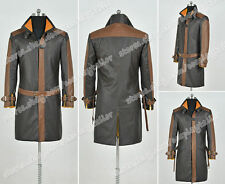 Watch Dogs Cosplay Hacker And Vigilante Aiden Pearce Costume Trench Coat Jacket