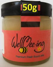 Pure Royal Jelly Premium, Organic & Fresh - 2.35% 10-HDA -Most Potent in Europe!