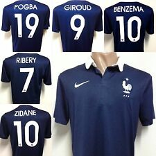 NEW!!! WORLD CUP 2014 ORIGINAL FRANCE HOME SOCCER JERSEY ALL PLAYERS !!! XL