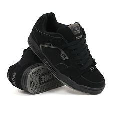 Globe Scribe (Black/Grey) Men's Skate Shoes