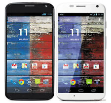MOTOROLA XT1058 MOTO X AT&T UNLOCKED 16GB ANDROID SMARTPHONE BLACK OR WHITE