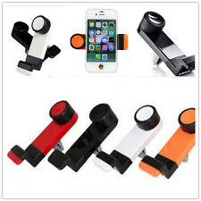 360°Rotating In Car Air Vent Mount Holder Cradle Stand for iPhone Mobile Phone
