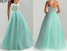 New Long Sexy Lady Evening Party Ball Prom Gown Formal Bridesmaid Cocktail Dress
