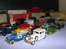 LLEDO VEHICLES   DIE CAST ROLLS ROYCE etc - click on the site to chose and order