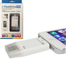 8/16/32G USB i Flash Drive U Disk Storage 8pin Memory Stick Adapter For iPhone