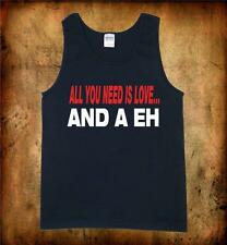 All you need is a EH quality cotton Singlet Classic Holden