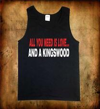 All you need is a Kingswood quality cotton Singlet Classic Car Holden