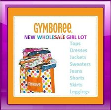 NWT GYMBOREE WHOLESALE GIRL CLOTHING LOT RV $300+ Size: 12-24M, 2T-5T Pick size