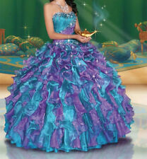 New 2015 Prom Dress Ruffles Quinceanera Dress Party Formal Dresses Wedding Gowns