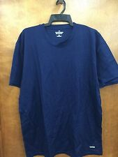 Russell Athletic Dri-Power T Shirt - Moisture Wicking - Navy