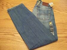 NWT MEN'S LUCKY BRAND JEANS Multiple Sizes 487 Relaxed Fit Mid Rise $99