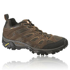 Merrell Mens Moab Ventilator Brown Outdoors Sneakers Walking Hiking Shoes