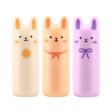 [TONYMOLY] New Pocket Bunny Perfume Bar 3 Fragrance 9g / Portable size perfume