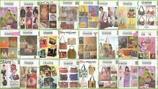McCalls Sewing Pattern Misses Fashion Purse Bag Handbag Pocketbook You Pick