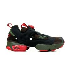"Reebok x Sneaker Politics Insta Pump Fury ""Rougarou"" Men's (Green) Shoes V61542"