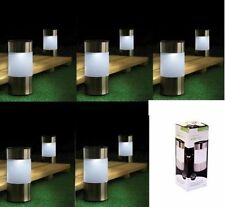 New Solor Led Light For Garden With Ground Stake OutDoor Rechargeable Lamp