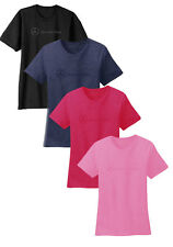 Mercedes Benz Women's 100% Preshrunk Ringspun Cotton T-Shirt 4 Different Colors