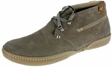 CAT Caterpillar IRE Mens Lace Up Suede Leather Desert Ankle Boots