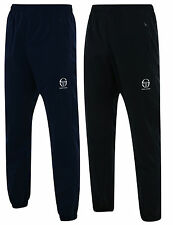 Mens New Sergio Tacchini Woven Jogging Tracksuit Bottoms Joggers Pants Trousers