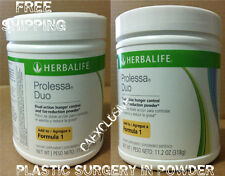HERBALIFE PROLESSA DUO(PLASTIC SURGERY IN POWDER)