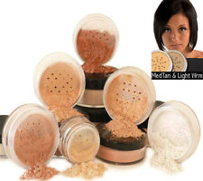 Intelligent Cosmetics Bare Natural Cover Pure Minerals Make up Foundation SET