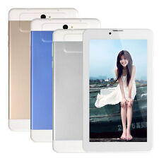 "7"" Android 4.2 4GB Unlocked 2G&3G Call Bluetooth GPS Phablet Tablet PC Wi-Fi bc1"