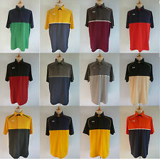 *NWT Under Armour Mens Golf Polo Heat Gear Loose Fit Shirt Top Size L XL 2XL 3XL