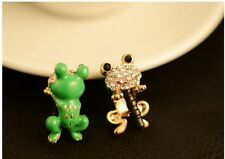 Diamond Crystal Earphone Jack Anti Dust Plug Cap Stopper For CellPhone S3