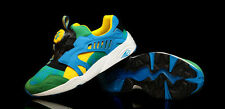 Puma Disc Trinomic Cage Tropicalia Brazil Running Sneakers, New 357876-01