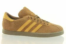 Adidas Tobacco  Mens Trainers D65418 Originals UK NEW Suede Leather