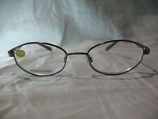 InSight Topaz Brown Oval Womens Reading Glasses & Case 1.00 1.25 2.00 2.25 2.75