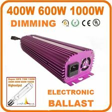 Q-style HPS/MH 400W 600W 1000W Dimmable Digital Grow Light Ballast