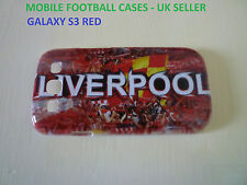 Liverpool football mobile phone case: Samsung Galaxy S3, S4, S5, and S3/4/5 mini