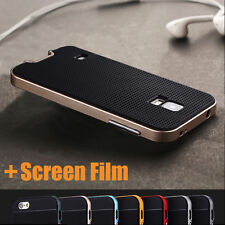 Luxury Thin Hybrid 2 in 1 Silicone+PC Frame Armor Case For Samsung Galaxy S5