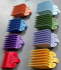 WAHL COLOUR GUARD ATTACHMENT COMBS X 1 - SIZE 1-8