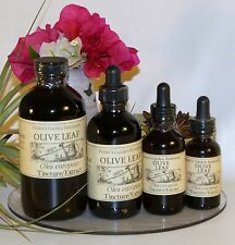 OLIVE LEAF Tincture Extract  ~Antibacterial Antiviral ~