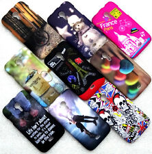 MICROMAX CANVAS 3 HD A116 PRINTED HARD BACK CASE COVER (TOUCH FEEL)