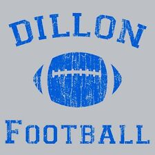 New DILLON PANTHERS TSHIRT Friday Night Lights Football TEE TV Show East North T