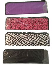 Hair Straightener Heat Resistant Mat / Carrying Pouch / Protective Case