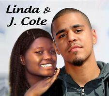 Your picture on a custom T shirt with J. Cole Jermaine Lamarr Cole The Come Up