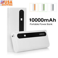 Aibocn 10000mAh External Power Bank Battery Charger For iPhone 6/6 Plus Samsung